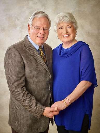 Dr. John & Sharon